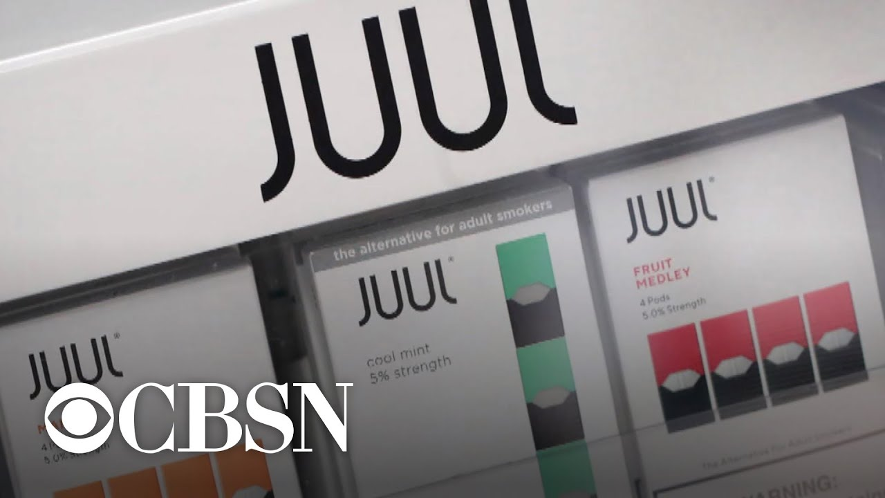 FDA sends warning letter to Juul Labs