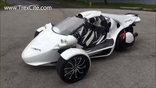 Call (954)290-1100 Today! 2014 Campagna T rex 16S Fully Loaded Customized