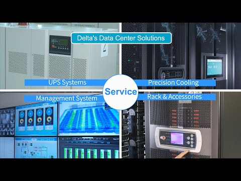 Delta's Energy-Efficient Data Center Solution for Formosa Plastics Group (FPG)