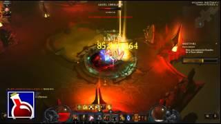 Diablo 3 RoS -Guerrera Divina-Construcción de Condena-(Crusader- Condemn Build-) (EPIC LAG ATTACK)