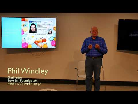 Phil Windley on the Sovrin Network