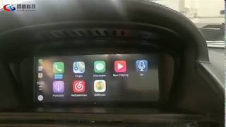 The World 1st BMW CCC CarPlay Proxy Kit, BMW CCC CarPlay Smartbox by Unichip Plug and Play