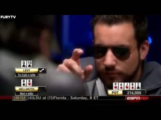 TOP 4  MOST ICONIC POKER FIGHTS OF ALL TIME!