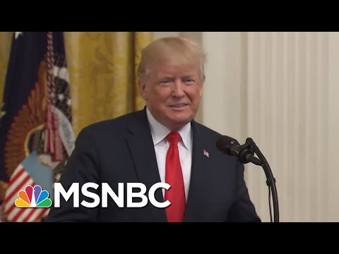 Donald Trump Says He Could Run The Mueller Investigation If He Wanted To   The 11th Hour   MSNBC
