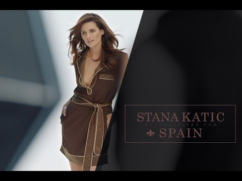 Stana Katic - Photoshoot for Absentia - BTS [HD]