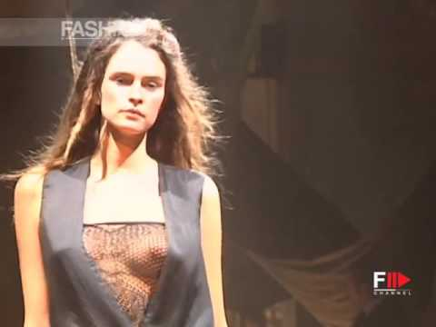 GUY LAROCHE Spring 2003 Paris - Fashion Channel