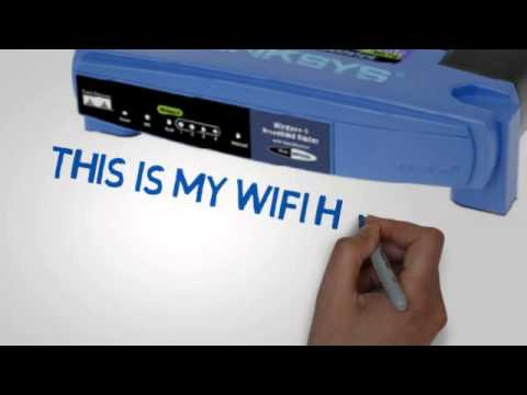 how to change ssid shaw