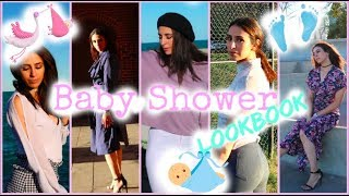 Baby Shower Lookbook - INSPIRATION FOR THAT PERFECT LOOK