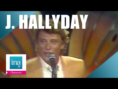 """Johnny Hallyday """"Gabrielle""""   Archive INA"""