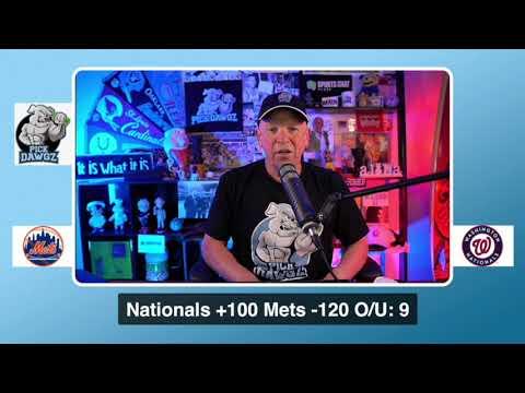 Washington Nationals vs New York Mets Free Pick 9/24/20 MLB Pick and Prediction MLB Tips