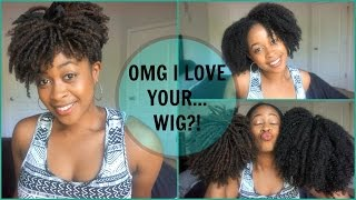 NATURAL LOOKING WIGS | REALISTIC & AFFORDABLE!
