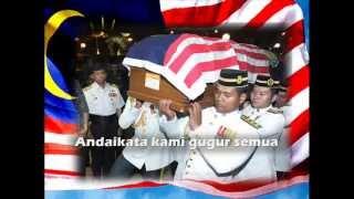 Inilah Barisan Kita [Lagu Patriotik - Tema