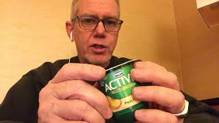 Dennis Regan - Comedian - Travel Tip - Snacks