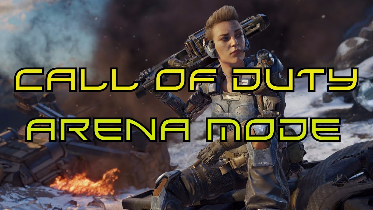 Black Ops 3 Arena Mode Episode 4 Risix RC Responce RisixRC