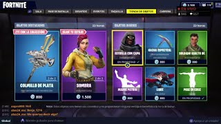 THE *NEW FORTNITE STORE* TODAY OCTOBER 18TH! NEW SKINS AND BAILES?
