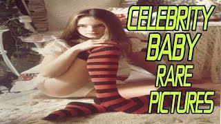 celebrity baby rare pictures | Female version | karibian6600