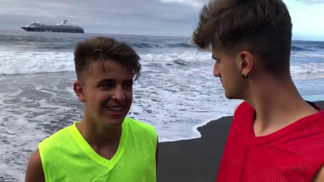 Adexe Y Nau - Reto El Rey De La Playa