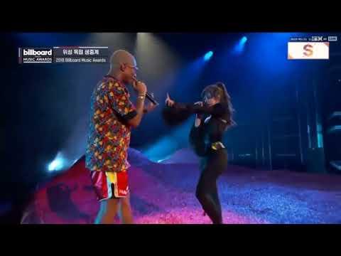 Camila Cabello Feat Pharrell Sangria Wine Live
