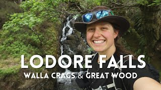 The Lake District National Park | Lodore Falls, Walla Crags and Great Wood