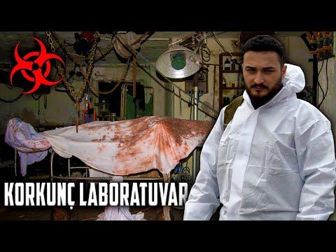 RUSYA'da TERKEDİLMİŞ ÜRPERTİCİ SOVYET HASTANESİNE GİRDİK! Çernobil