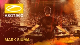 Mark Sixma live at A State Of Trance 900 (Madrid - Spain)
