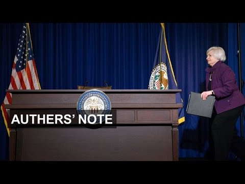 Ready for the Fed | Authers' Note