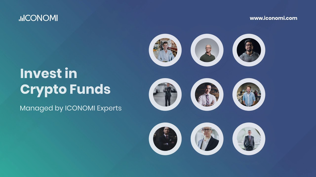 how to invest in a cryptocurrency fund