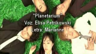 Planetarium (Cover latino) ver. Elisa Petrikowski