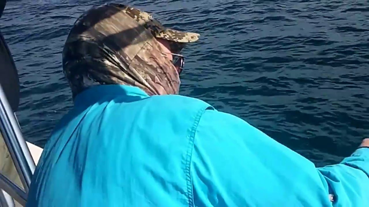 Deep sea fishing daytona beach with captain leon youtube for Deep sea fishing daytona beach fl