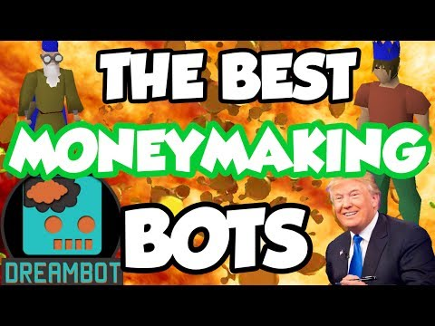 TOP 5 FREE MONEYMAKING BOTS (Oldschool Runescape)
