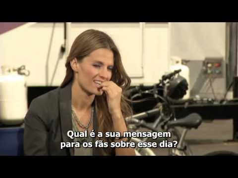 Stana Katic fala sobre o Alternative Travel Project (Legendado)