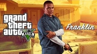 Grand Theft Auto V — Франклин. Русский трейлер!