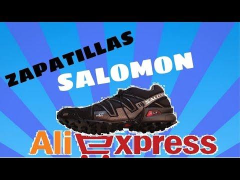 diferencia entre zapatillas salomon originales y truchas peru