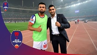 DDFC TV catches up with Amir