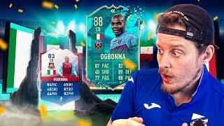 FUT BIRTHDAY FLASHBACK?! 88 FLASHBACK OGBONNA PLAYER REVIEW! FIFA 20 Ultimate Team