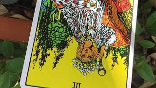 Lux Occult Tarot: The Empress