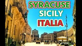 Syracuse, Sicily, Italy: Travel Siracusa, Cruise Port  - Travel Food Drink