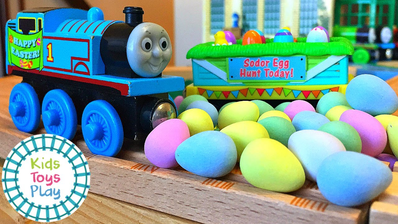 Thomas and the Easter Eggs   Thomas and Friends Sodor Storytime