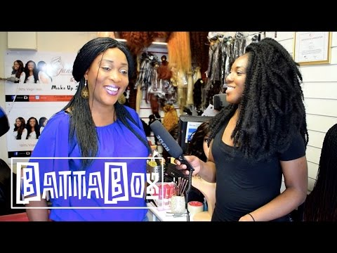 Nigeria Hair-Stylist Talks About Starting Business In London