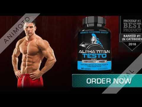 Alpha Titan Testo Canada Testo Booster Pills ReviewPrice