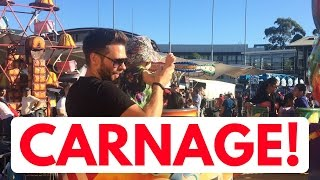 CARNAGE at the Easter Show - MY JOURNEY | EPISODE 006