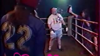 Женя Белоусов и Сергей Крылов - боксерский поединок