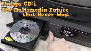 Philips CD-i, The multimedia future that never was.