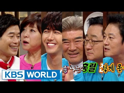 Happy Together - [Summer Special] Kwanghee, Park Jungyu, Heo Sugyeong & more! (2015.07.23)
