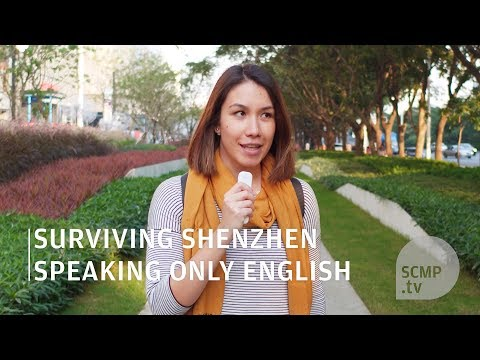 How I spent a day in Shenzhen without speaking Mandarin, thanks to these translation devices