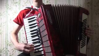 Shape of you - на аккордеоне/Accordion cover