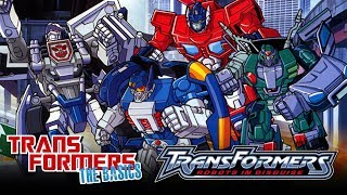 TRANSFORMERS: THE BASICS on ROBOTS IN DISGUISE (2001)