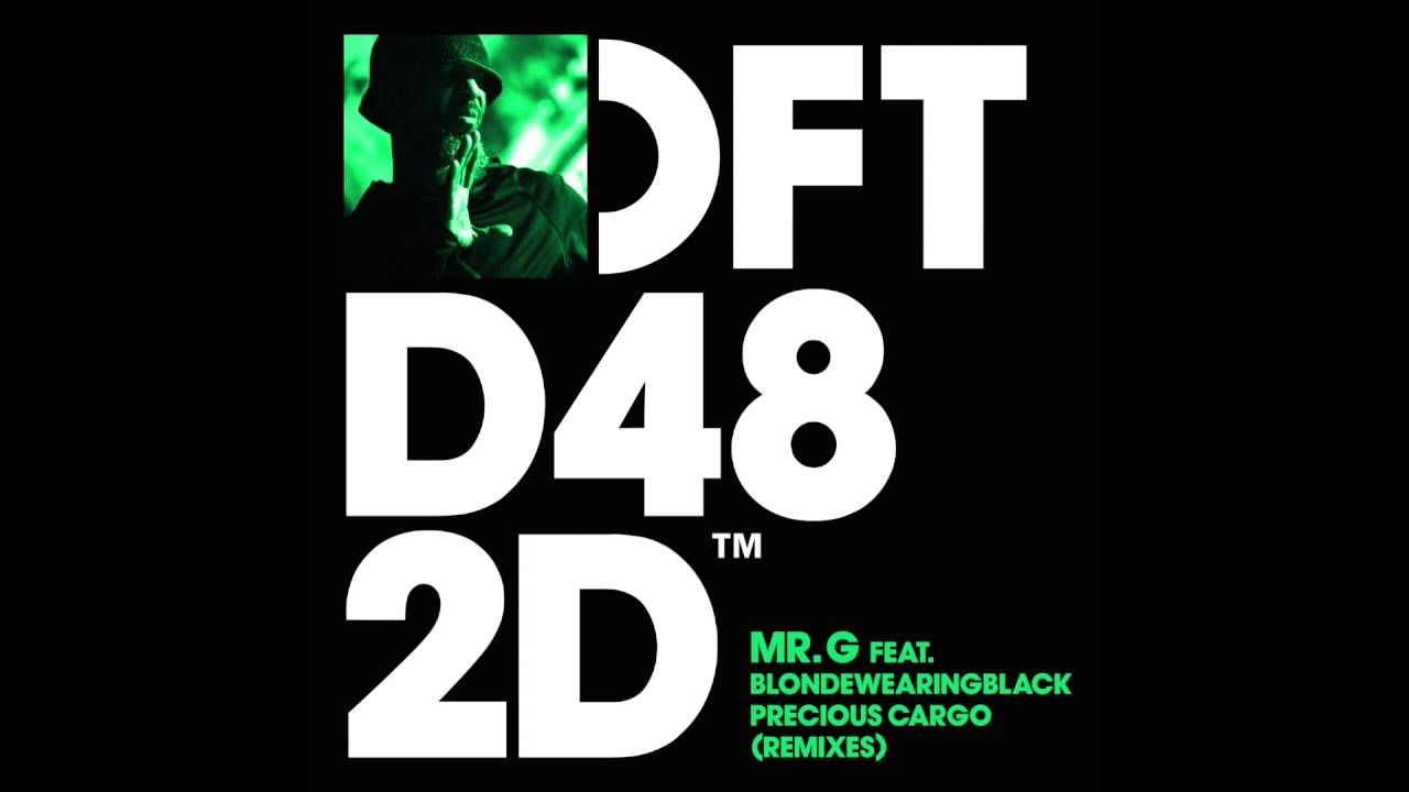 Download Mr. G featuring blondewearingblack 'Precious Cargo' (KZR's Dark Mix)