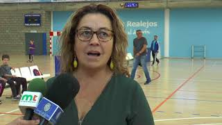 Inauguración de las V Miniolimpiadas Escolares de Los Realejos