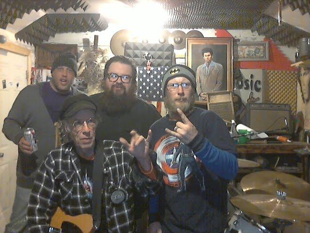 Crown Vic Band Practice 'Black River'